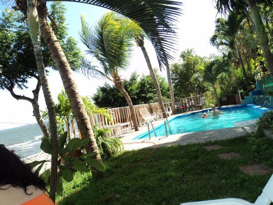 Hotel Villa Paraiso Piscina