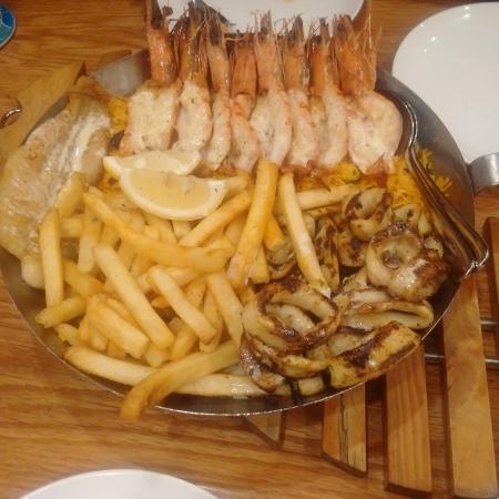 Best sea food in towm
