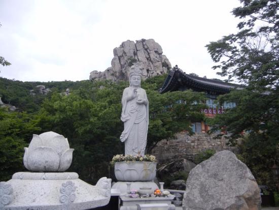 Namhae-gun, كوريا الجنوبية: 보리암