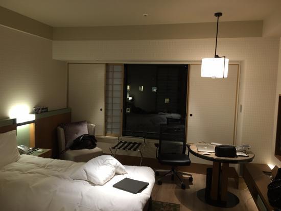 Hilton Osaka Good Size For An Hotel