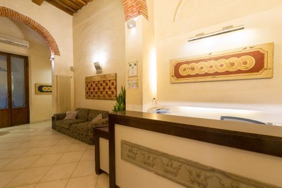 Hotel Cosimo de' Medici : Hall