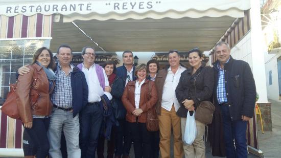 Moclinejo, Spanien: Bar Restaurante Reyes