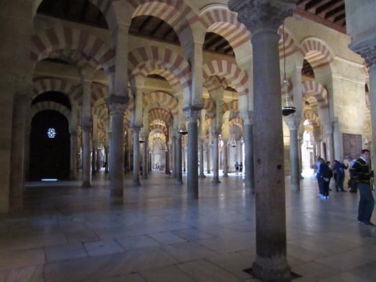 Mezquita Picture: Picture Of Mezquita Cathedral De Cordoba