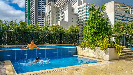 Studio Room Picture Of Y2 Residence Hotel Makati Tripadvisor