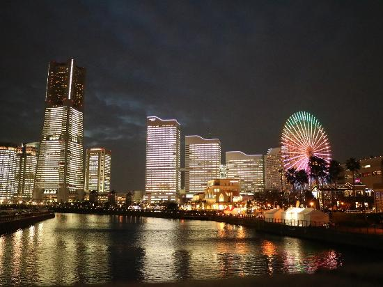 Yokohama, Japan: Towers Milight