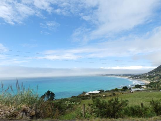 View of Ahipara from the lookout