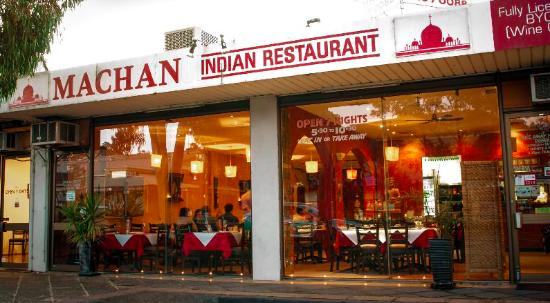 ‪Machan Indian Restaurant‬