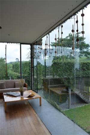 Tea Garden Resort Bandung: Lobby area
