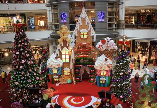 suria klcc mall christmas decorations - Mall Christmas Decorations