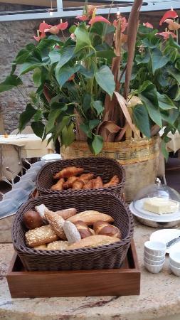 Rottele's Restaurant & Residenz: Excellent Hotel: Breakfast