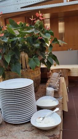 Rottele's Restaurant & Residenz: Rottele's Hotel: Breakfast
