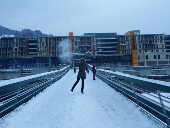Thermana Park Lasko: hotel view