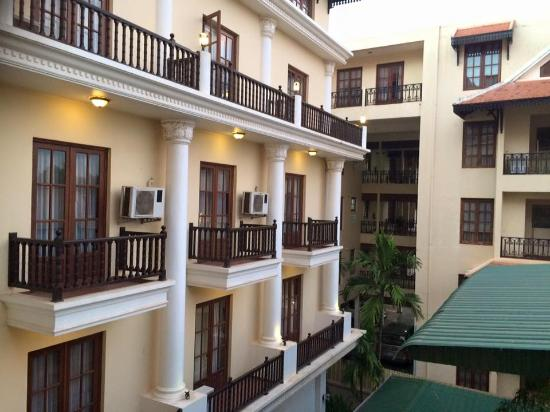 hotel rear picture of royal crown hotel spa siem reap tripadvisor rh tripadvisor co nz