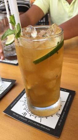 The Rhum-Ba: Cocktail special - Passionfruit Mojito