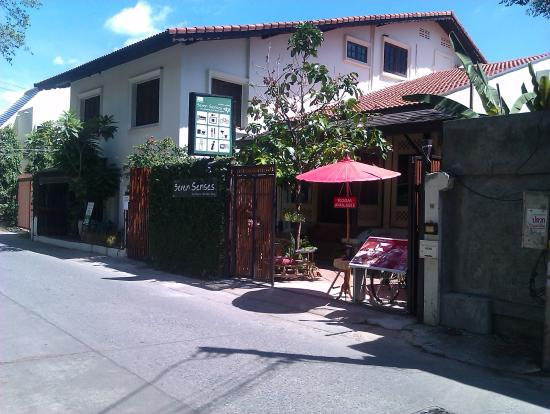 street view picture of seven senses guest house chiang mai rh tripadvisor com