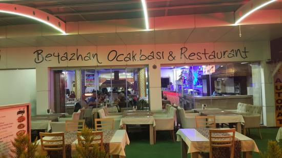 Beyazhan Restaurant & Ocakbasi