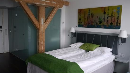 Quality Hotel Waterfront Alesund: chambre