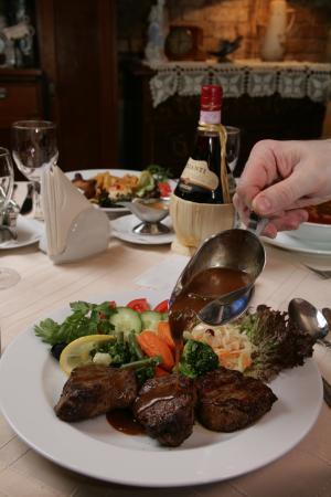 Restaurant-museum Staraya Kvartira