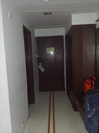 Inder Residency : Room Entrance