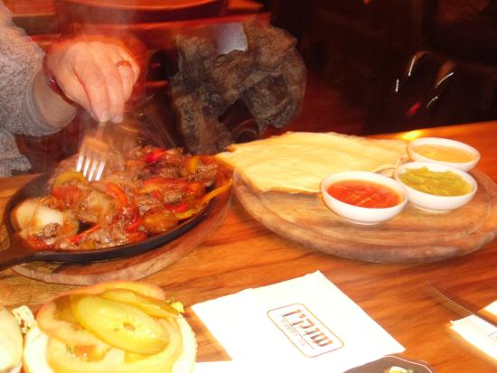 Ra'anana, Israel: Great food
