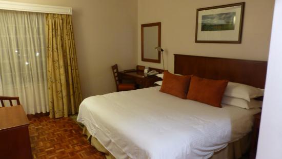 Southern Sun Mayfair Nairobi: chambre