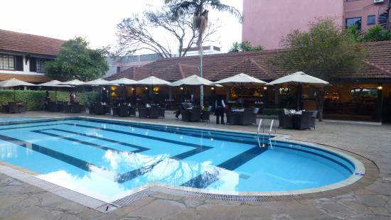 Southern Sun Mayfair Nairobi: salle petit déjeuner