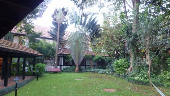 Southern Sun Mayfair Nairobi: jardin