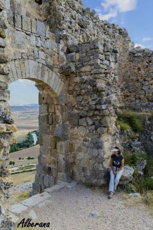Castillo de Gormaz. Agosto-2015