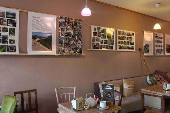 Salon de thé couleur café Massat - Bild von Couleur Cafe, Massat ...