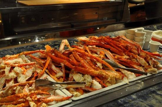 crab leg picture of the buffet at wynn las vegas tripadvisor rh tripadvisor ca