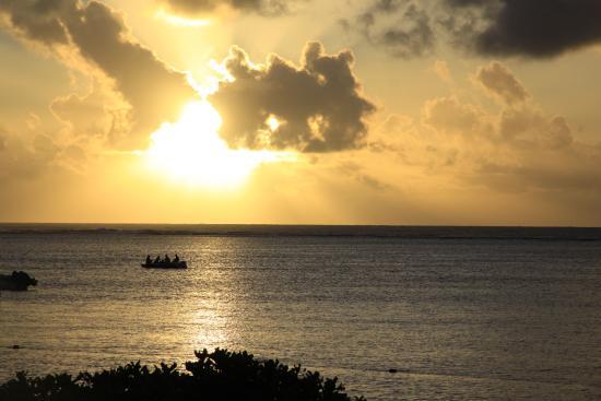 LUX* Le Morne: Lux Le Morne sunset
