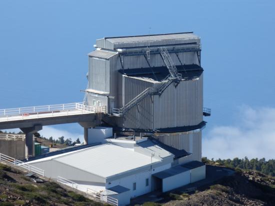 Telescopio Nazionale Galileo: TNG