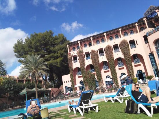 Hotel Marrakech le Tichka: Hôtel Marrakech le Tichka