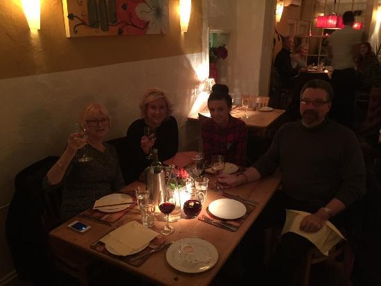 Saffrons Bistro: Birthday Celebrations