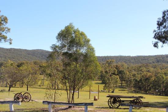 Elbow Valley, Australien: Field