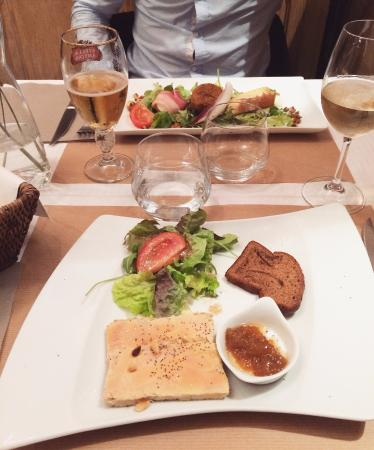 Carte La Femme Du Boulanger Vesoul.Foie Gras Picture Of La Femme Du Boulanger Vesoul