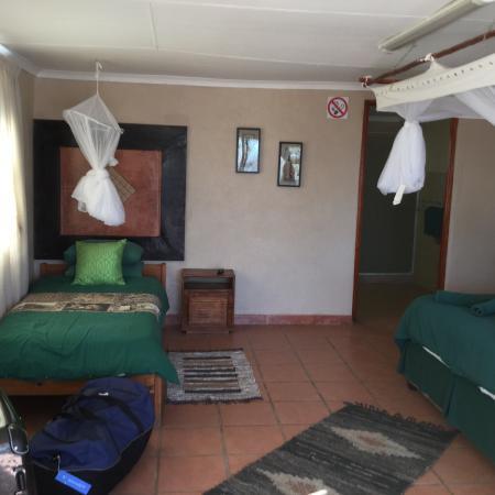 Marula Camp: Bungalow