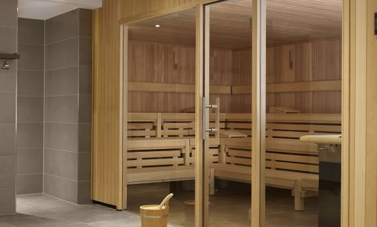 Sauna SPA & Sports - Bild von Reichshof Hamburg, Curio Collection by ...