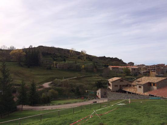 Castellar de n'Hug, สเปน: alrededores