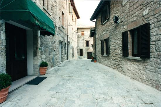 Photo of Hotel Tre Ceri Gubbio