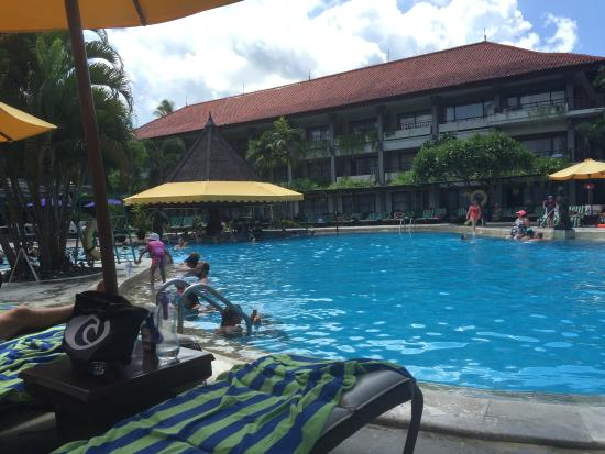 Pool Picture Of Bali Dynasty Resort Hotel Kuta Tripadvisor