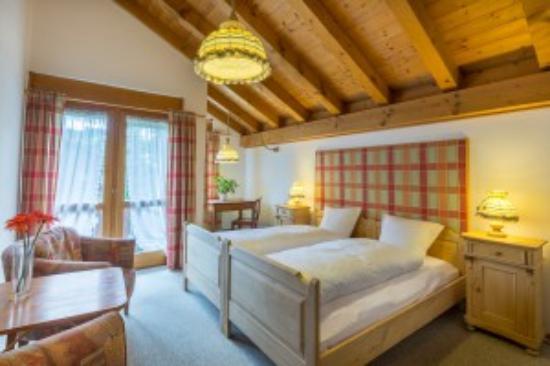 Hotel Bellaval: Doppelzimmer Superior