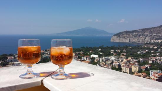 Art Hotel Gran Paradiso: panorama