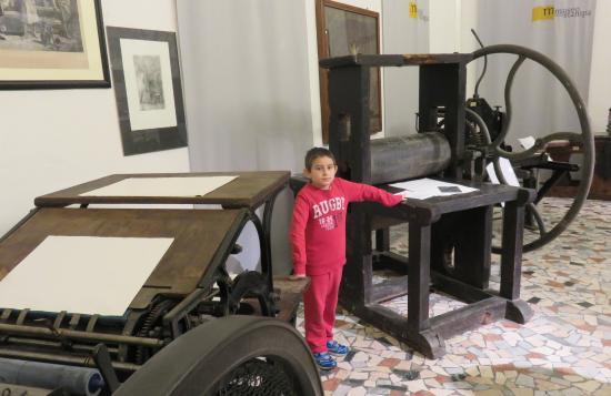 Museo Della Stampa: .