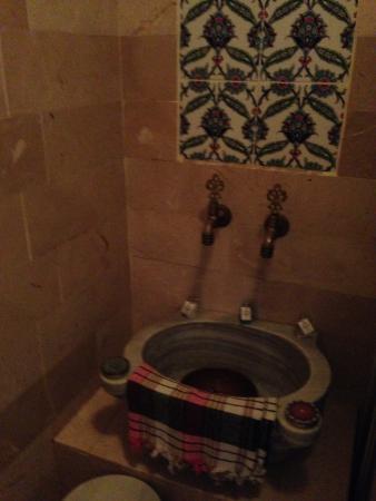 Best Point Hotel: ванна