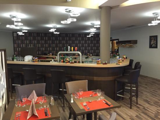 Pétange, Luxemburgo: Bar Hôtel