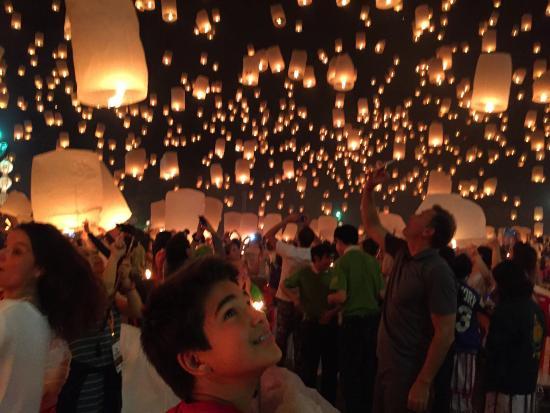 Four Seasons Resort Chiang Mai: Loy Krathong Festival