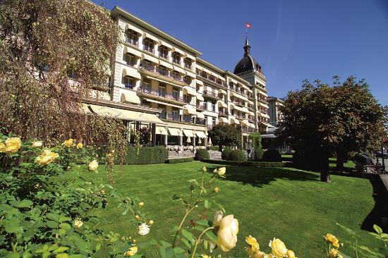 Victoria Jungfrau Grand Hotel & Spa