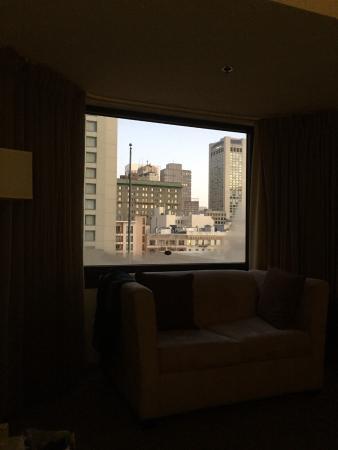 Parc 55 San Francisco - a Hilton Hotel: widok