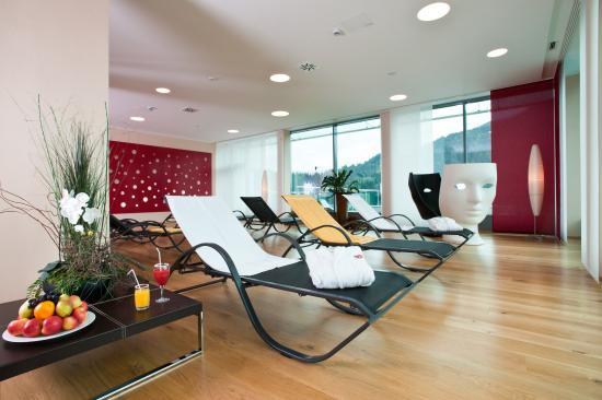 sauna ruheraum bild von hotel panorama turracher h he turracher h he tripadvisor. Black Bedroom Furniture Sets. Home Design Ideas